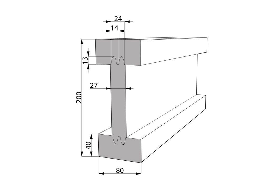 Технические характеристики для БДК 1