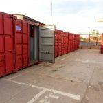 Аренда склад-контейнера