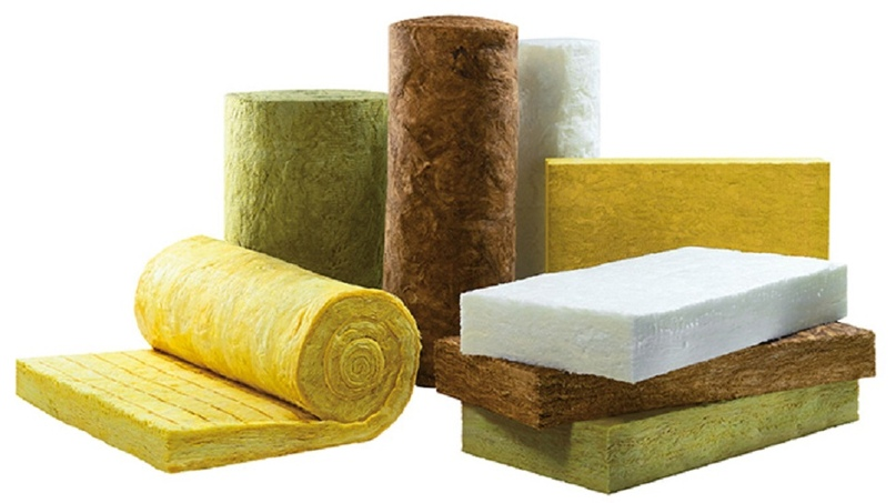 Купить теплоизоляционные материалы